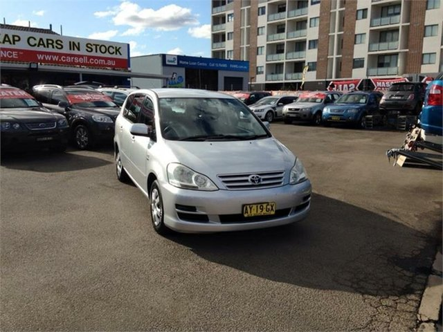 Used Toyota Avensis Verso GLX, Campbelltown, 2008 Toyota Avensis Verso GLX Wagon