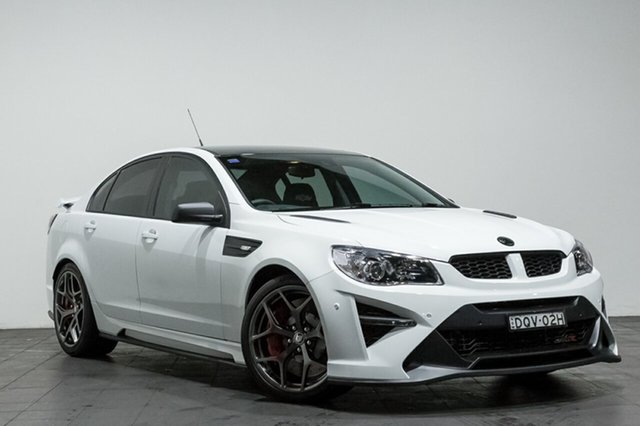 Used Holden Special Vehicles GTS R, Rozelle, 2017 Holden Special Vehicles GTS R Sedan