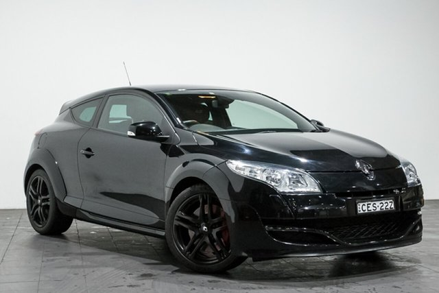 Used Renault Megane R.S. 250 Cup, Rozelle, 2012 Renault Megane R.S. 250 Cup Coupe