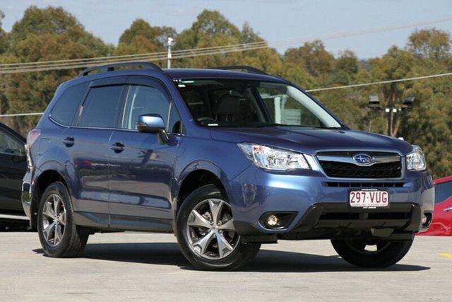 Used Subaru Forester 2.5i-L CVT AWD Special Edition, Moorooka, Brisbane, 2015 Subaru Forester 2.5i-L CVT AWD Special Edition Wagon