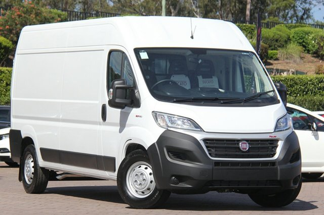 Discounted New Fiat Ducato Mid Roof LWB Comfort-matic, Southport, 2018 Fiat Ducato Mid Roof LWB Comfort-matic Van