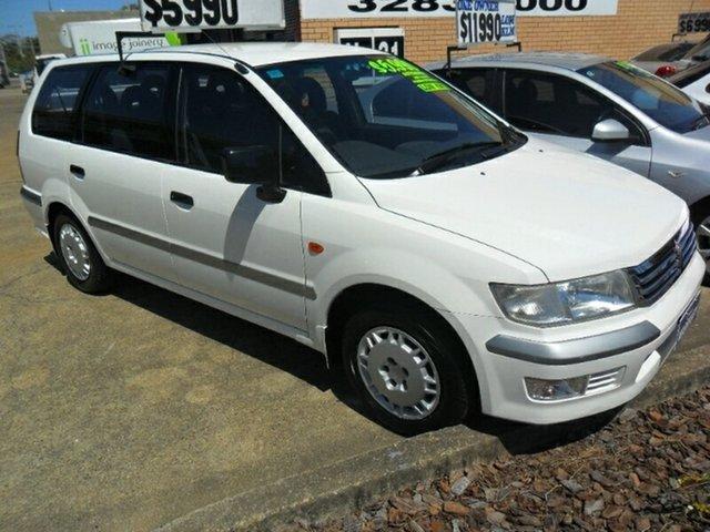 Used Mitsubishi Nimbus GLX, Redcliffe, 2001 Mitsubishi Nimbus GLX Wagon