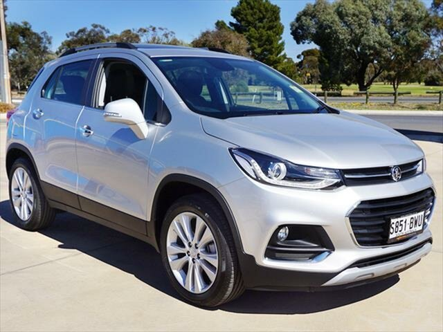 Discounted Demonstrator, Demo, Near New Holden Trax LTZ, Berri, 2018 Holden Trax LTZ Wagon