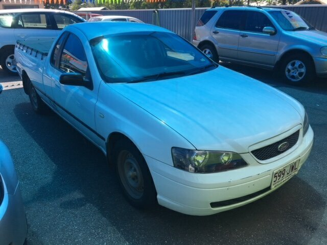 Used Ford Falcon XLS, North Rockhampton, 2004 Ford Falcon XLS Cab Chassis