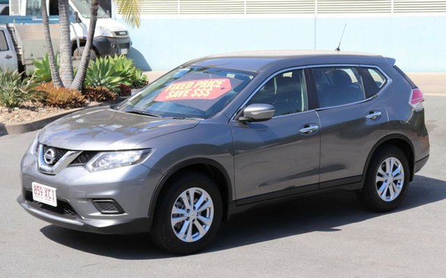 Used Nissan X-Trail ST X-tronic 2WD, Acacia Ridge, 2017 Nissan X-Trail ST X-tronic 2WD T32 Wagon