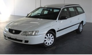 2003 Holden Commodore Acclaim Wagon.