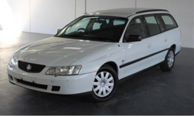 Used Holden Commodore Acclaim, Glen Waverley, 2003 Holden Commodore Acclaim Wagon