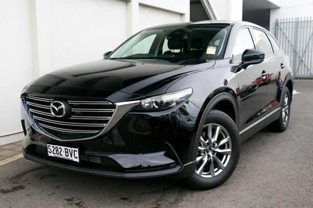 Demonstrator, Demo, Near New Mazda CX-9 Touring SKYACTIV-Drive i-ACTIV AWD, Cheltenham, 2017 Mazda CX-9 Touring SKYACTIV-Drive i-ACTIV AWD Wagon