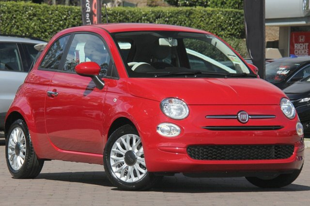 Discounted New Fiat 500 Pop Dualogic, Warwick Farm, 2018 Fiat 500 Pop Dualogic Hatchback