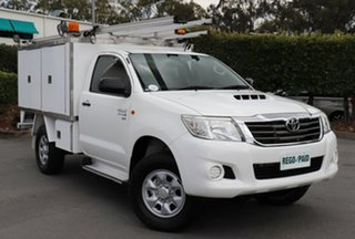 Discounted Used Toyota Hilux SR, Acacia Ridge, 2012 Toyota Hilux SR KUN26R MY12 Cab Chassis