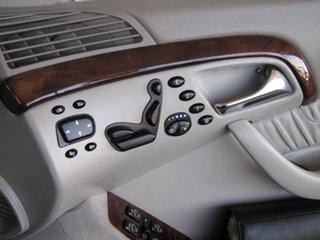 1999 Mercedes-Benz S430 Sedan.