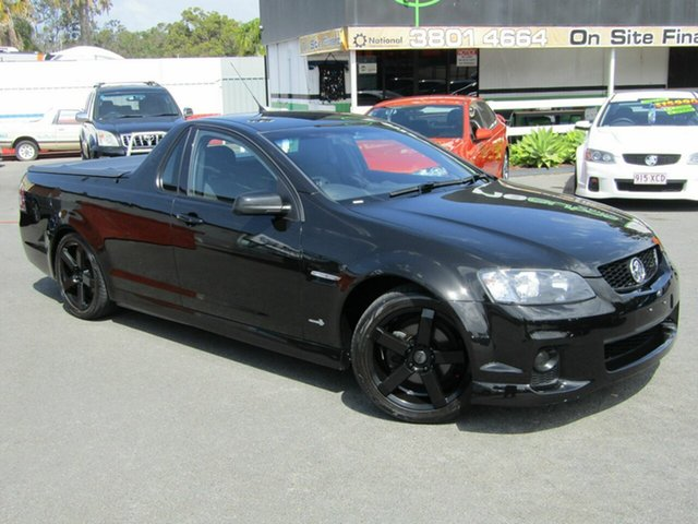 Used Holden Commodore SV6, Underwood, 2011 Holden Commodore SV6 Utility