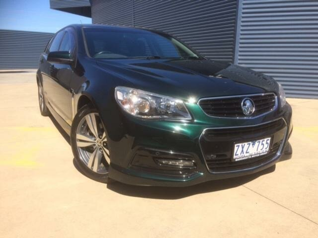 Used Holden Commodore SS, Wangaratta, 2013 Holden Commodore SS Sportswagon