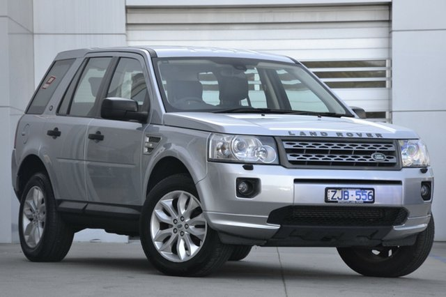Discounted Used Land Rover Freelander 2 TD4 XS, Gardenvale, 2011 Land Rover Freelander 2 TD4 XS Wagon