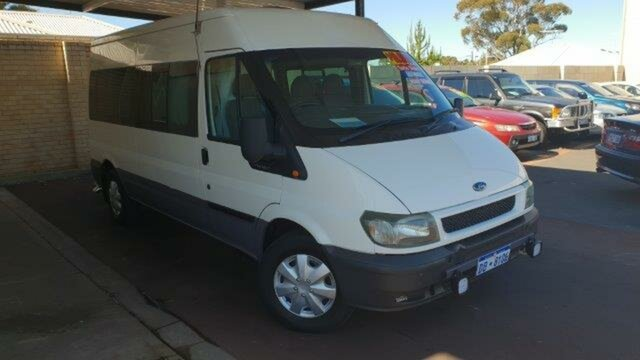 Discounted Used Ford Transit Mid Roof, East Bunbury, 2005 Ford Transit Mid Roof Bus