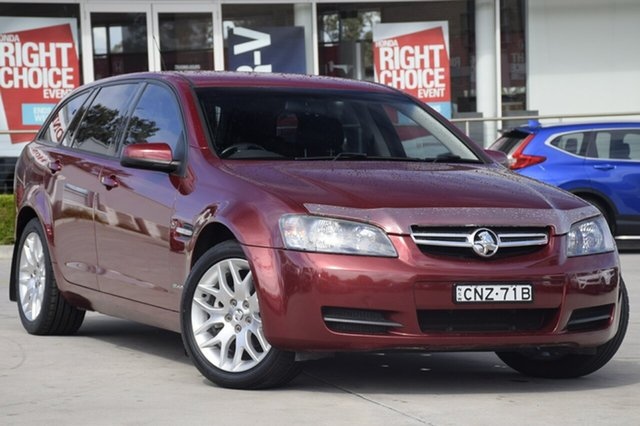 Used Holden Commodore International Sportwagon, Narellan, 2009 Holden Commodore International Sportwagon Wagon