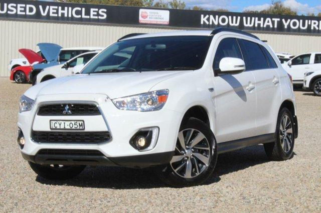 Used Mitsubishi ASX LS (2WD), Bathurst, 2015 Mitsubishi ASX LS (2WD) Wagon