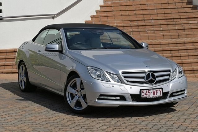 Discounted Used Mercedes-Benz E250 BlueEFFICIENCY 7G-Tronic + Elegance, Southport, 2011 Mercedes-Benz E250 BlueEFFICIENCY 7G-Tronic + Elegance Coupe