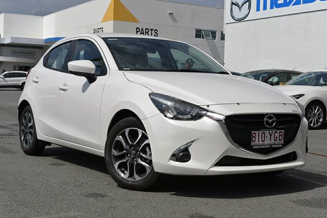 Demonstrator, Demo, Near New Mazda 2, Southport, 2018 Mazda 2 Hatchback