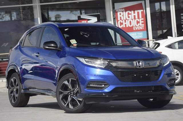 Discounted Demonstrator, Demo, Near New Honda HR-V RS, Narellan, 2018 Honda HR-V RS SUV