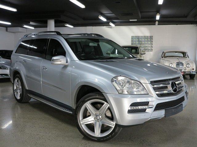 Used Mercedes-Benz GL450 CDI Luxury 7G-Tronic, Albion, 2012 Mercedes-Benz GL450 CDI Luxury 7G-Tronic Wagon