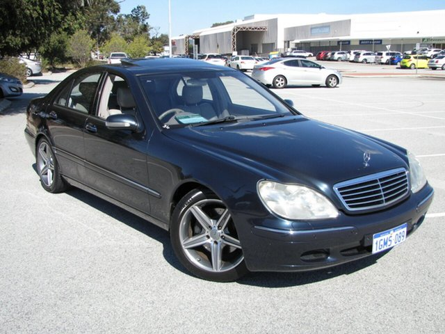 Used Mercedes-Benz S430, Maddington, 1999 Mercedes-Benz S430 Sedan