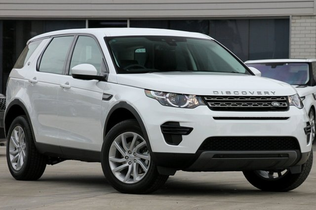 Discounted New Land Rover Discovery Sport TD4 (110kW) SE 5 Seat, Concord, 2018 Land Rover Discovery Sport TD4 (110kW) SE 5 Seat Wagon
