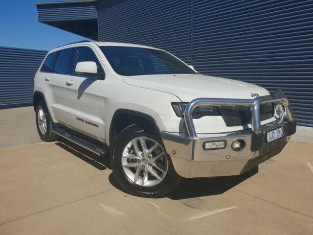 Used Jeep Grand Cherokee Laredo (4x4), Wangaratta, 2017 Jeep Grand Cherokee Laredo (4x4) Wagon
