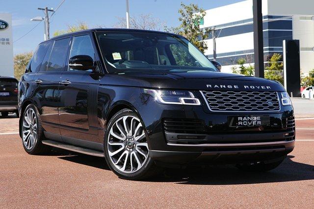 New Land Rover Range Rover SDV8 Vogue SE, Osborne Park, 2018 Land Rover Range Rover SDV8 Vogue SE Wagon