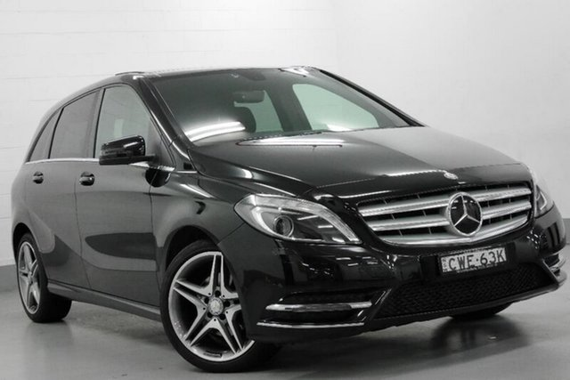 Used Mercedes-Benz B200 CDI DCT, Southport, 2014 Mercedes-Benz B200 CDI DCT Hatchback