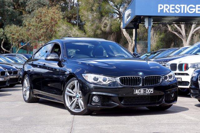 Used BMW 435i Gran Coupe, Balwyn, 2014 BMW 435i Gran Coupe Hatchback
