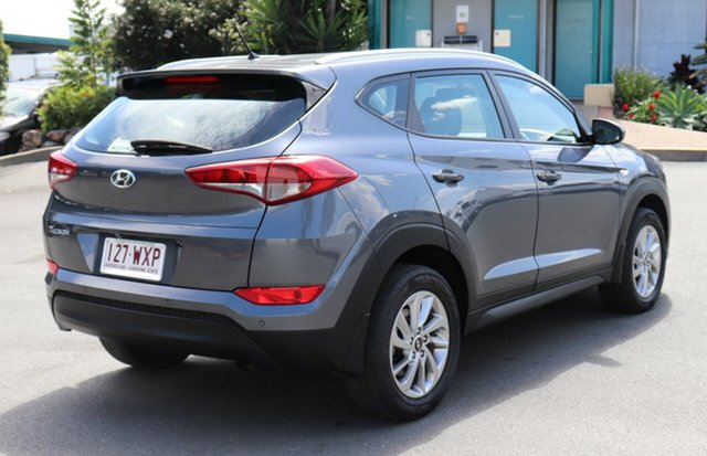Used Hyundai Tucson Active 2WD, Acacia Ridge, 2016 Hyundai Tucson Active 2WD TLe MY17 Wagon
