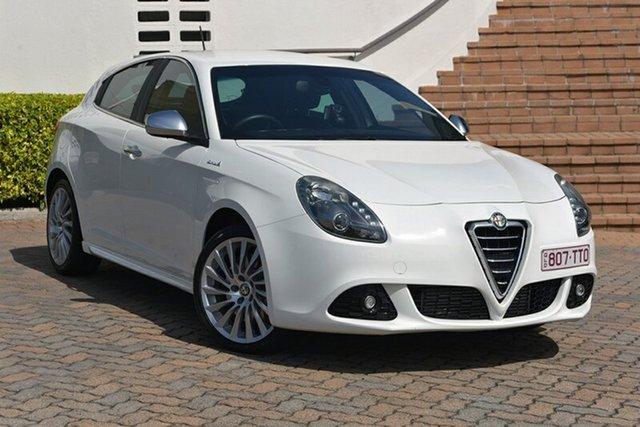 Discounted Used Alfa Romeo Giulietta Distinctive TCT JTD-M, Southport, 2013 Alfa Romeo Giulietta Distinctive TCT JTD-M Hatchback