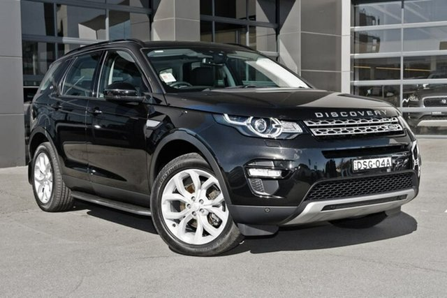 Used Land Rover Discovery Sport TD4 180 HSE, Artarmon, 2017 Land Rover Discovery Sport TD4 180 HSE Wagon