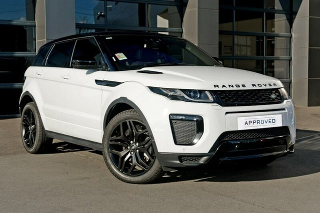 Used Land Rover Range Rover Evoque TD4 180 HSE Dynamic, Artarmon, 2017 Land Rover Range Rover Evoque TD4 180 HSE Dynamic Wagon