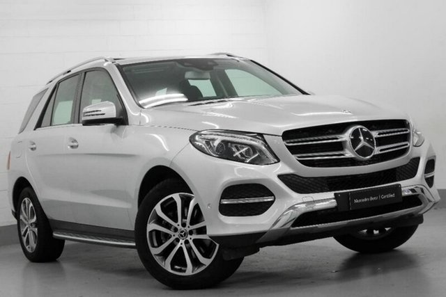 Used Mercedes-Benz GLE250 d 9G-TRONIC 4MATIC, Southport, 2017 Mercedes-Benz GLE250 d 9G-TRONIC 4MATIC Wagon