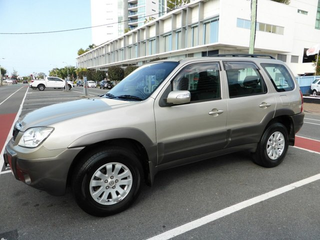 Used Mazda Tribute V6, Southport, 2007 Mazda Tribute V6 Wagon