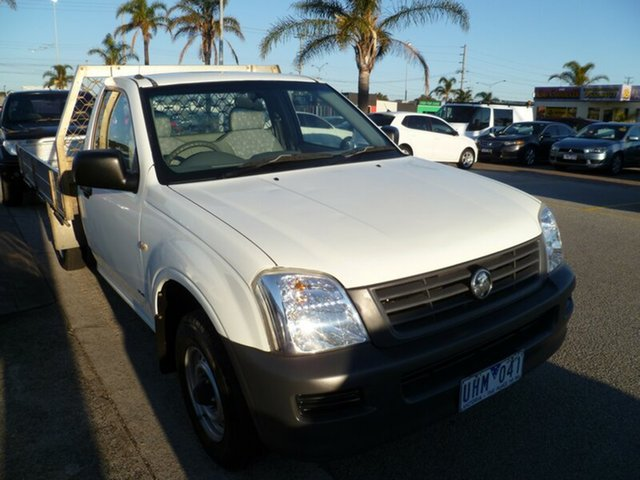 Used Holden Rodeo DX 4x2, Cheltenham, 2006 Holden Rodeo DX 4x2 Cab Chassis