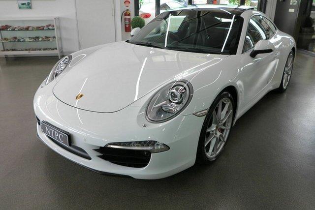 Used Porsche 911 Carrera S PDK, North Melbourne, 2014 Porsche 911 Carrera S PDK Coupe