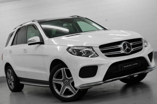 Used Mercedes-Benz GLE350 d 9G-TRONIC 4MATIC, Southport, 2017 Mercedes-Benz GLE350 d 9G-TRONIC 4MATIC Wagon