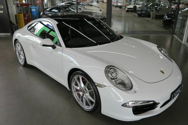 Used Porsche 911 Carrera S PDK, North Melbourne, 2014 Porsche 911 Carrera S PDK Coupe