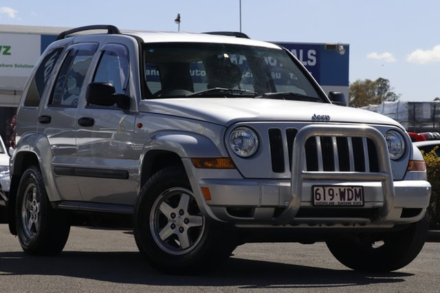 Used Jeep Cherokee Extreme Sport, Bowen Hills, 2005 Jeep Cherokee Extreme Sport Wagon