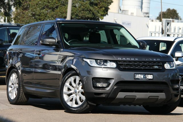 Used Land Rover Range Rover Sport TdV6 CommandShift SE, Port Melbourne, 2014 Land Rover Range Rover Sport TdV6 CommandShift SE Wagon