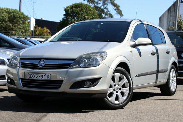 Used Holden Astra CD, Brookvale, 2008 Holden Astra CD Hatchback