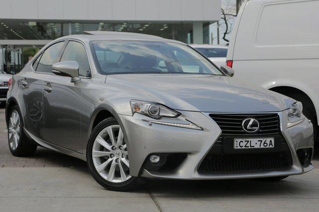Used Lexus IS250 Luxury, Waitara, 2015 Lexus IS250 Luxury Sedan