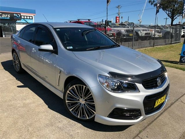 Used Holden Commodore SV6, Mulgrave, 2014 Holden Commodore SV6 Sedan