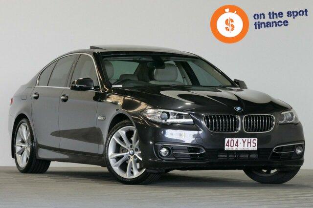 Used BMW 520d Luxury Line, 2013 BMW 520d Luxury Line Sedan