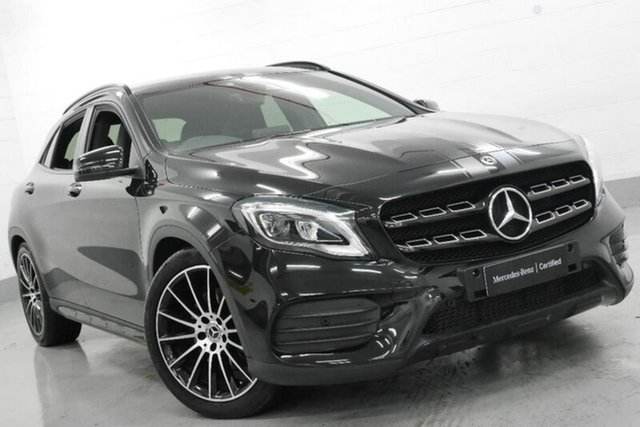 Used Mercedes-Benz GLA220 d DCT, Southport, 2017 Mercedes-Benz GLA220 d DCT Wagon