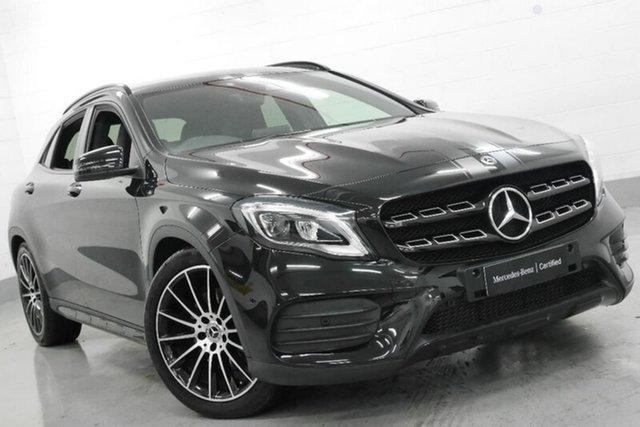 Used Mercedes-Benz GLA220 d DCT, Warwick Farm, 2017 Mercedes-Benz GLA220 d DCT Wagon
