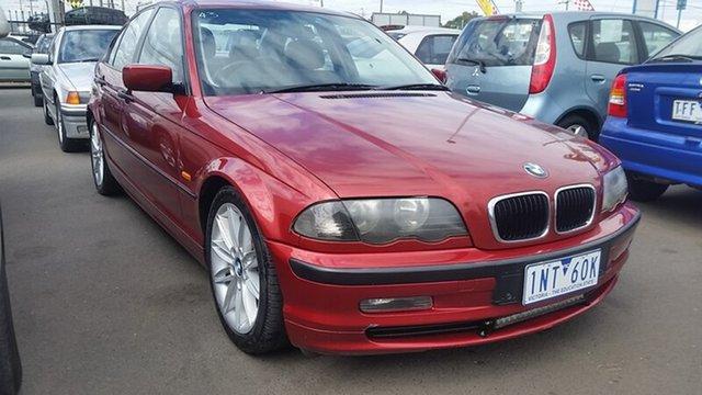 Used BMW 318i Executive, Cheltenham, 2000 BMW 318i Executive Sedan
